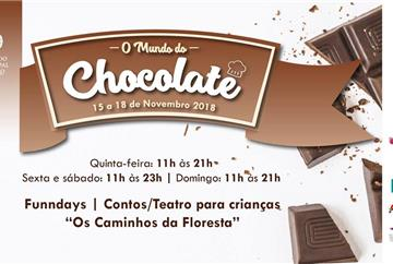 Feira do Chocolate ' O Mundo do Chocolate'