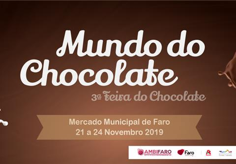 3ª Feira do Chocolate ' O Mundo do Chocolate'